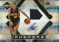 2009-10 Limited #156 Stephen Curry